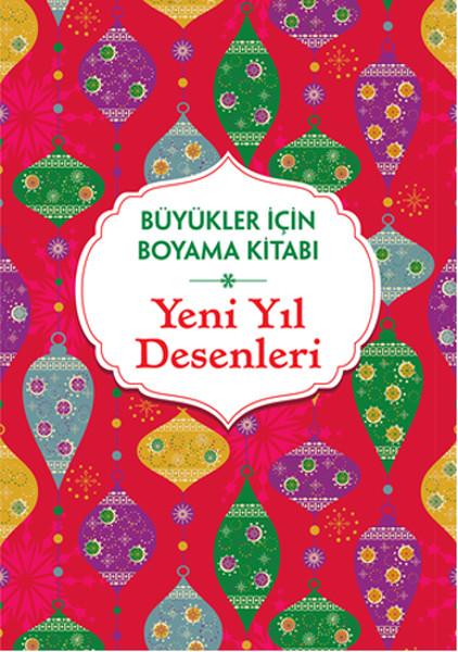Büyükler Için Boyama Kitabı Yeni Yıl Desenleri Dr Kültür
