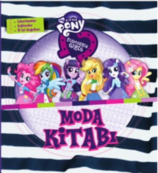 Equestria Girls - Moda Kitabı