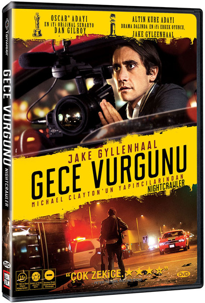 Night Crawler - Gece Vurgunu