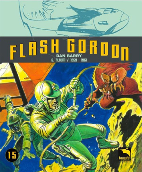 Flash Gordon Cilt 15