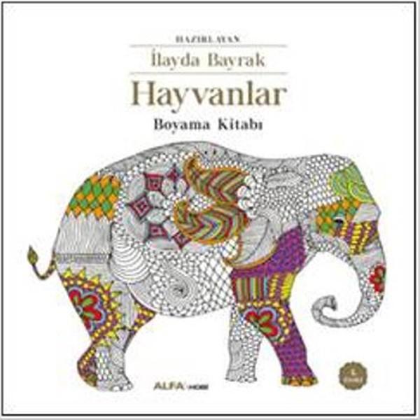 Hayvanlar Boyama Kitabı Dr Kültür Sanat Ve Eğlence Dünyası