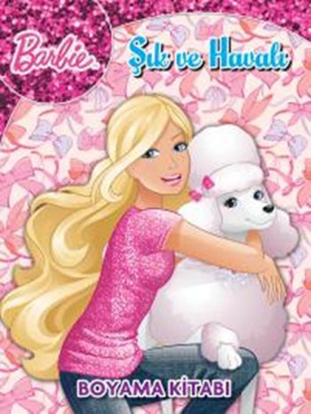 Barbie şık Ve Havalı Boyama Kitabı Dr Kültür Sanat Ve Eğlence