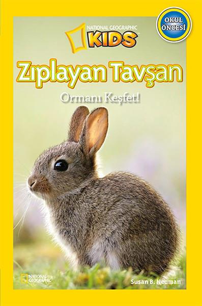 National Geographic Kids Okul öncesi Zıplayan Tavşan Dr