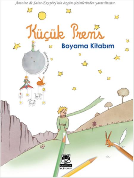 Küçük Prens Boyama Kitabım Dr Kültür Sanat Ve Eğlence Dünyası