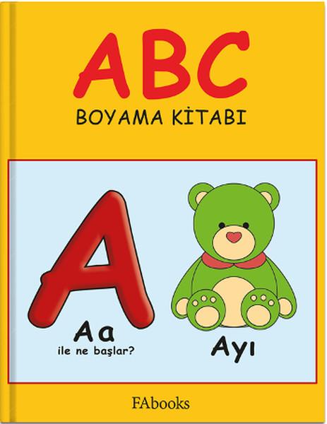 Abc Boyama Kitabı Dr Kültür Sanat Ve Eğlence Dünyası