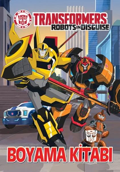 Transformers Boyama Kitabı Dr Kültür Sanat Ve Eğlence Dünyası