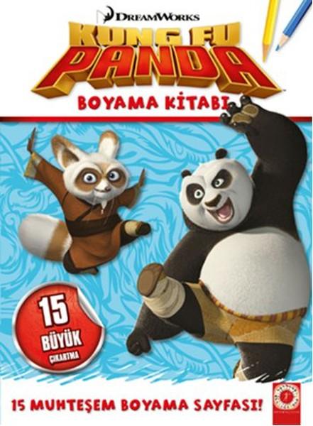 Kung Fu Panda Boyama Kitabı Dr Kültür Sanat Ve Eğlence Dünyası