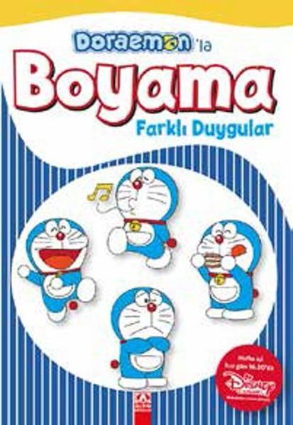 Doraemonla Boyama Farklı Duygular Dr Kültür Sanat Ve Eğlence