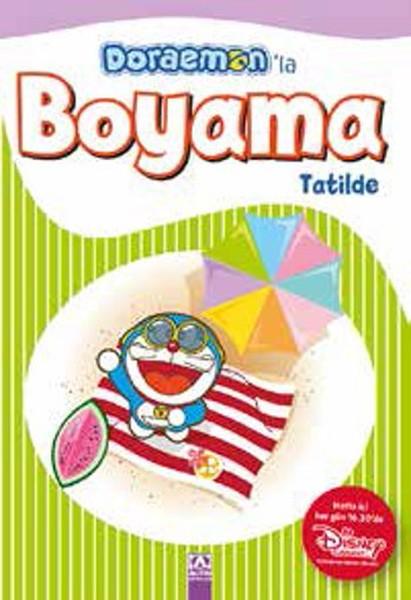 Doraemonla Boyama Tatilde Dr Kültür Sanat Ve Eğlence Dünyası