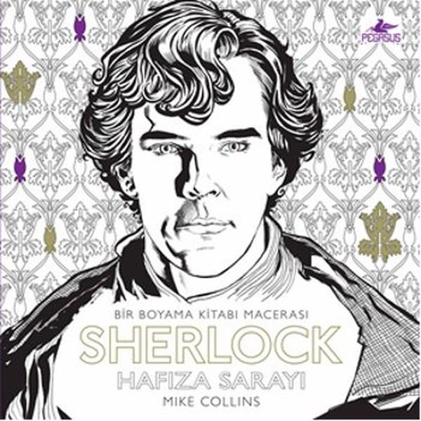 Sherlock Hafıza Sarayı Bir Boyama Kitabı Macerası Dr Kültür