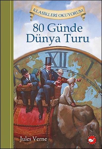 80 Günde Dünya Gezisi jules verne kitapları ile ilgili görsel sonucu