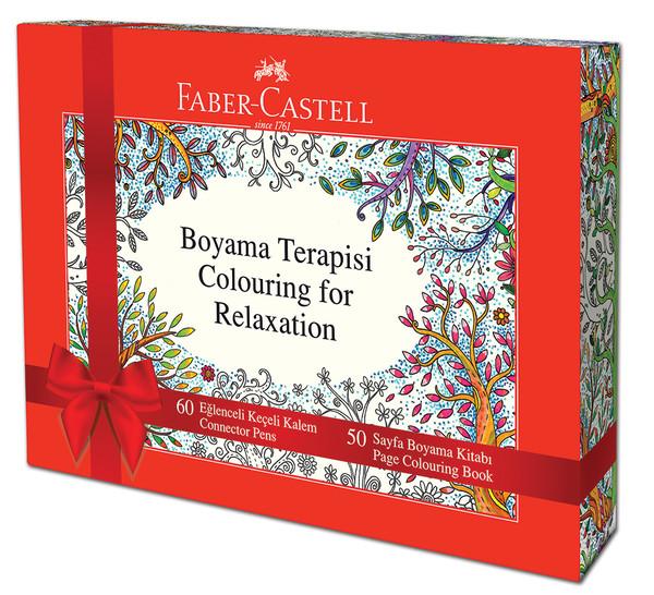 Faber Castell Eglenceli Keçeli Boyama K60li 5062155066 Fiyatları