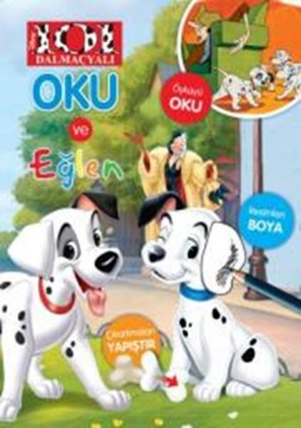 Disney 101 Dalmaçyalı Oku Ve Eğlen Dr Kültür Sanat Ve Eğlence