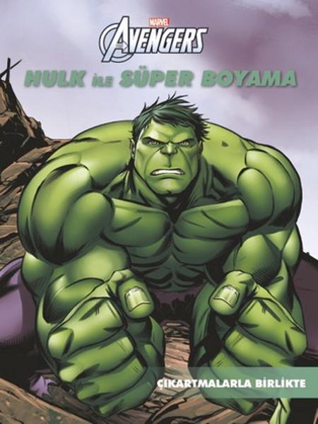 Marvel Hulk Ile Süper Boyama Dr Kültür Sanat Ve Eğlence Dünyası