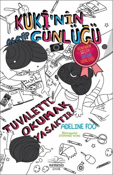 Kuki'nin Acayip Günlüğü 3,5-Tuvalette Okumak Yasaktır!
