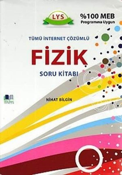 Lys Fizik Tümü Internet çözümlü Soru Kitabı Dr Kültür Sanat Ve