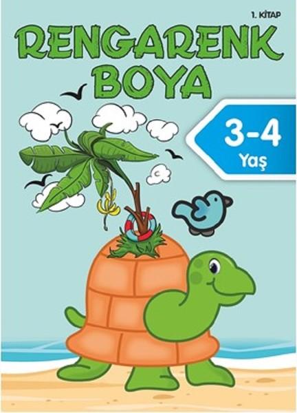 3 Yath Boyama Kitaby Pdf Resim Cizmek