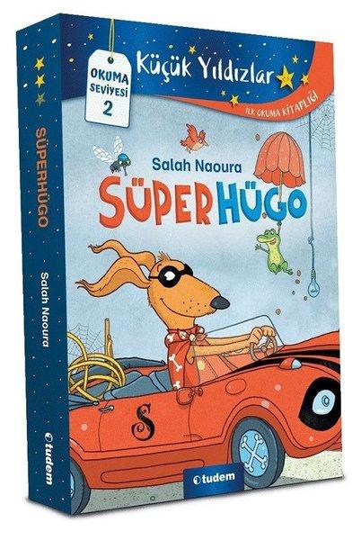 Süperhügo Seti-5 Kitap Takım