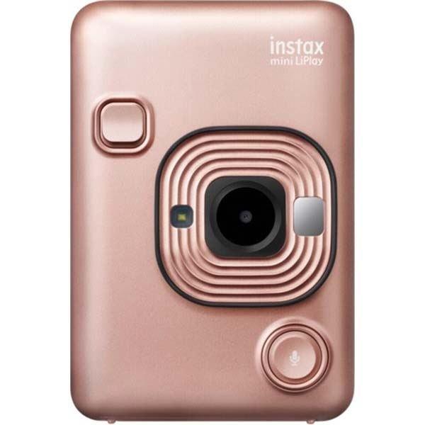 Fujifilm Instax LiPlay Hybrid Stone Fotoğraf Makinesi Blush Gold