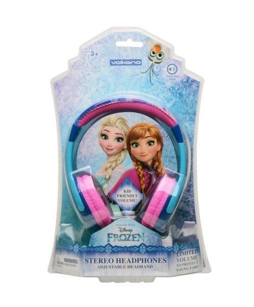 Volkano Disney Frozen Karlar Ülkesi Anna Elsa Kablolu Çocuk Kulaklığı...