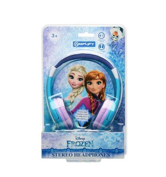 Amplify Disney Frozen Karlar Ülkesi Anna Elsa Çocuk Kulaklığı Lisanslı...