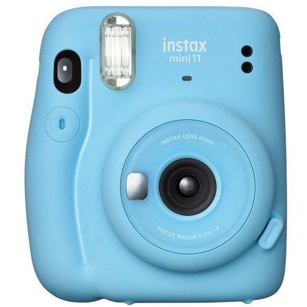 Fujifilm Instax Mini 11 Fotoğraf Makinesi - Mavi