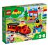 LEGO 10874 Duplo Buharlı Tren Okul Öncesi Çocuk için Öğretici Oyuncak Yapım Seti