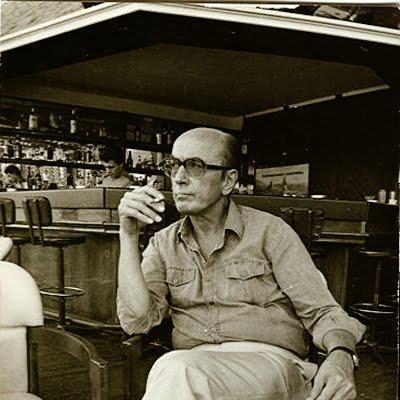 Edip Cansever mezar