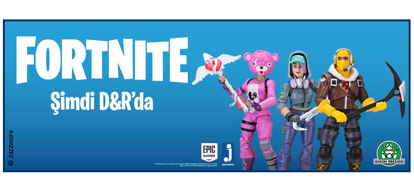Fortnite Şimdi D&R'da