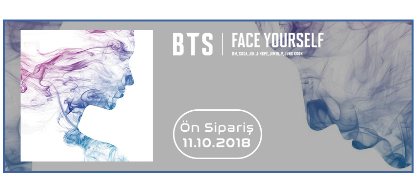 Bts-Face Yourself
