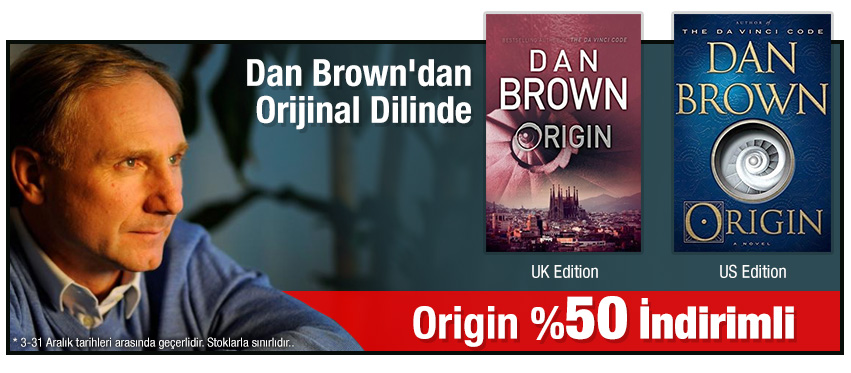 Dan Brown-Origin