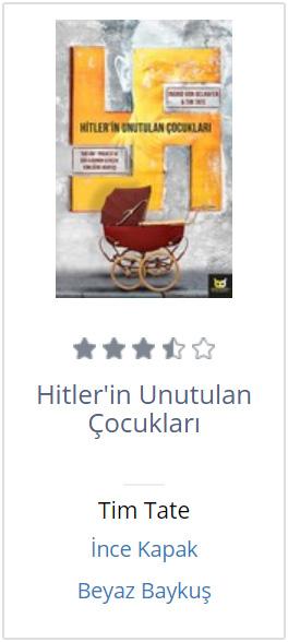 Hitler'in Unutulan Çocukları