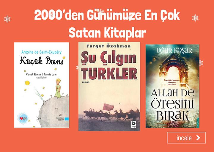 2000'den Günümüze En Çok Satan Kitaplar