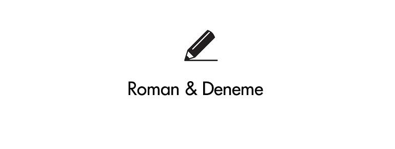 Roman & Deneme