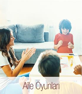 Yılbaşını Evde Geçireceklere - Aile Oyunları