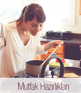 Yılbaşını Evde Geçireceklere - Mutfak Hazırlıkları