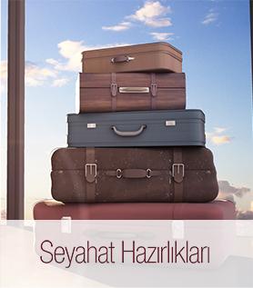 Yılbaşında Gezgin Ruhlulara - Seyahat Hazırlıkları