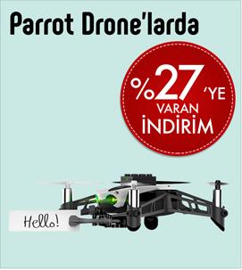 Parrot Drone Kampanyası