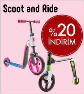 Scoot And Ride Kampanya