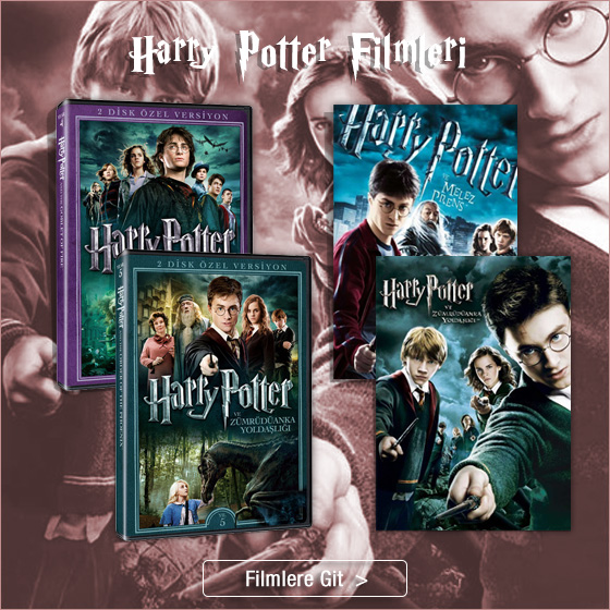 Harry Potter Kitap Film Serileri Dr