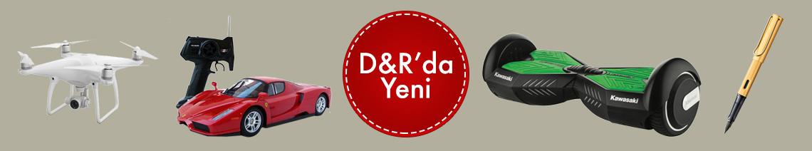 D&R'da Yeni