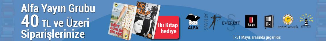 Alfa Yayınları Kampanya