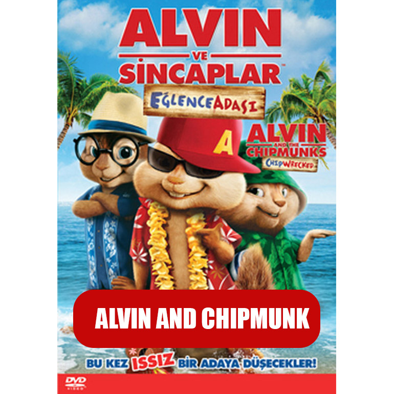 Alvin And Chipmunk