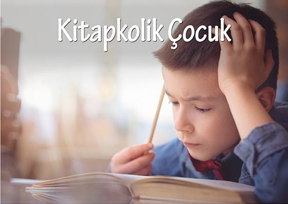 Kitapkolik Çocuk